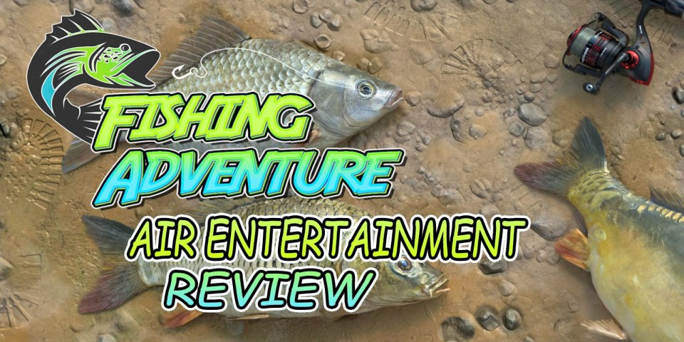 Fishing Adventure Review | Nintendo Switch | Is it Worth Buying?