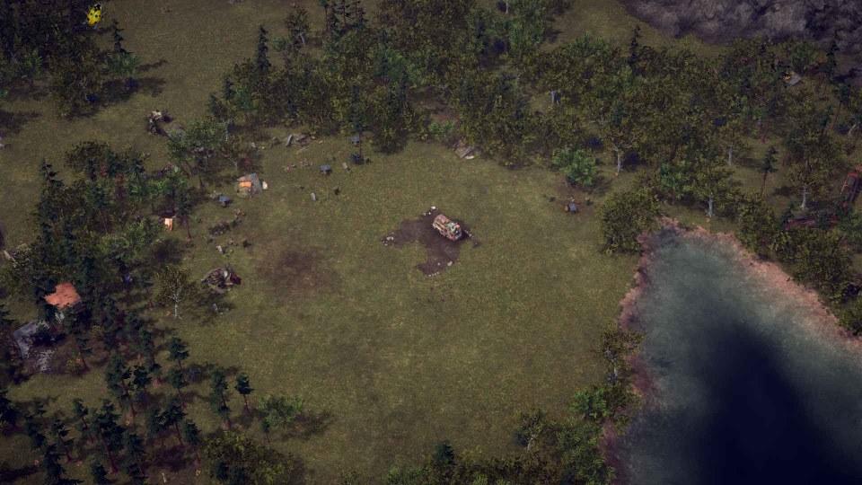 Endzone: A World Apart PC Preview | AIR Entertainment