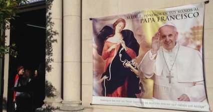 tour do papa francisco