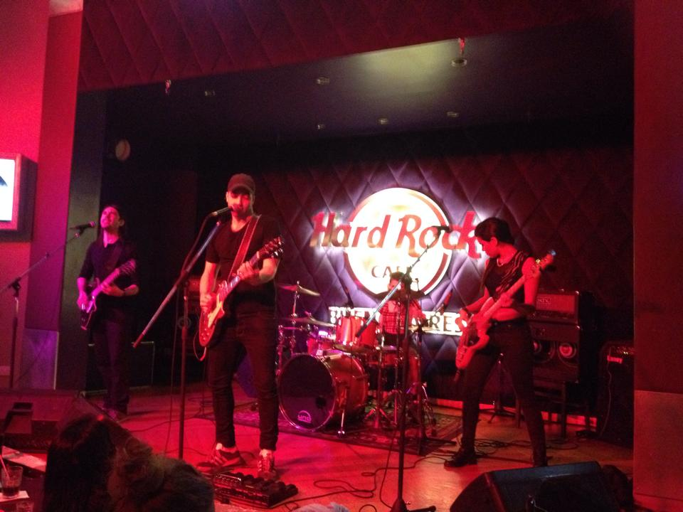 hard rock cafe buenos aires