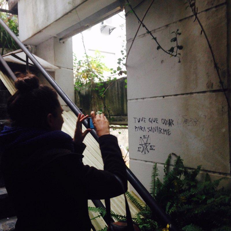 Dizem as paredes de Buenos Aires
