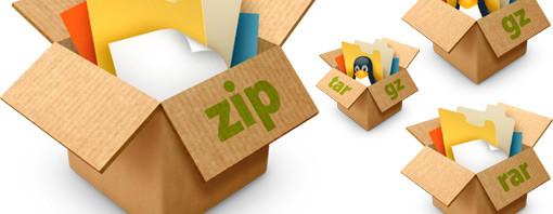 Linux – Compactar/Descompactar um arquivo ZIP