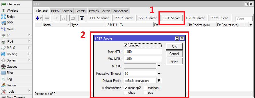 Servidor VPN L2TP/IPSec – Funcionando no iOS 10 | Aires Ruy
