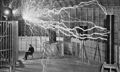 Bobina de Tesla – Nikola Tesla – Parte 5 – Aires Ruy | Artigos, Dicas e  Video Aulas
