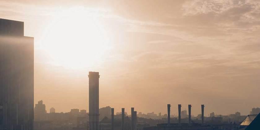 mesures prises par les grandes villes pour contrer la pollution de l'air et améliorer la qualité