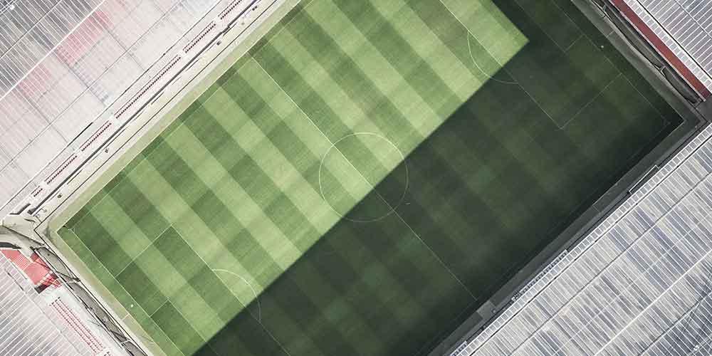 La pollution de l'air s'impose sur les terrains de foot