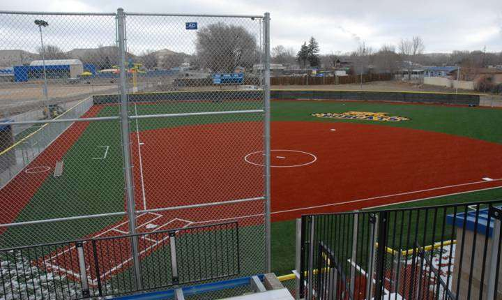 Accelerated drainage system, artificial grass, artificial turf, synthetic grass