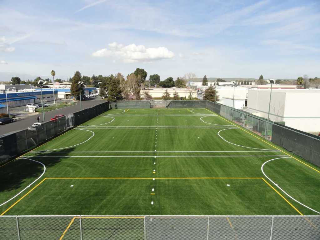 artificial grass, synthetic grass, fake grass, shockpad