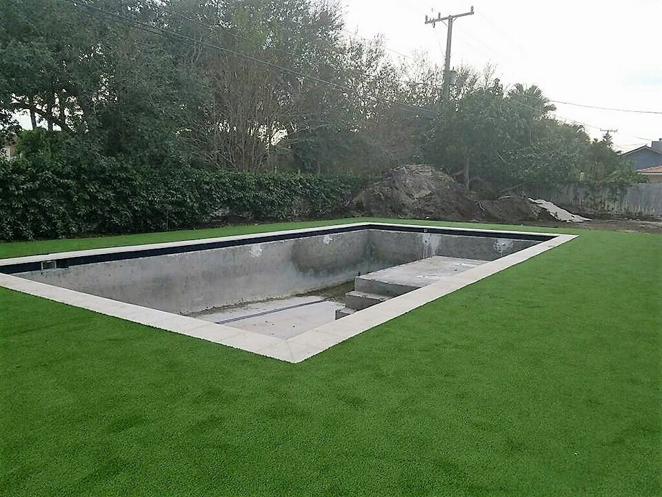 Airdrain Artificial Grass Drainage Pool Side Turf And Drainage