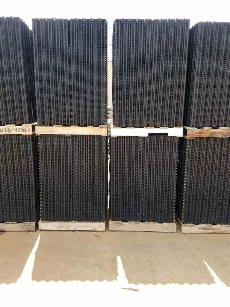 """AirDrain AirPave 32"""" x 32"""" Inch Pallets Stacked"""