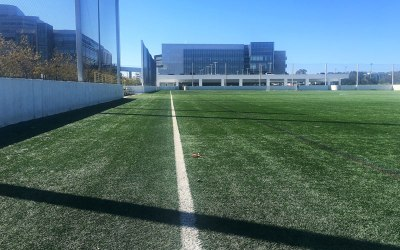 Sports Field Drainage Natural Amp Synthetic Grass Drainage