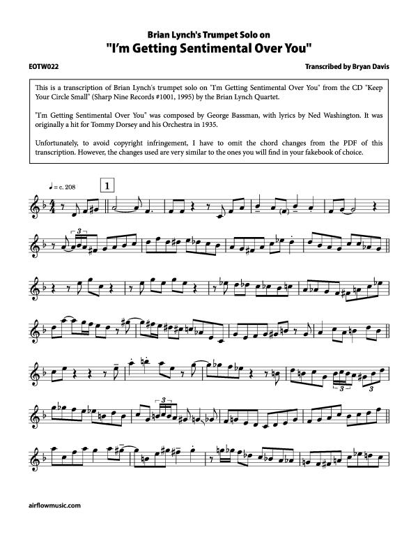 EOTW022 Trumpet (B flat) 1
