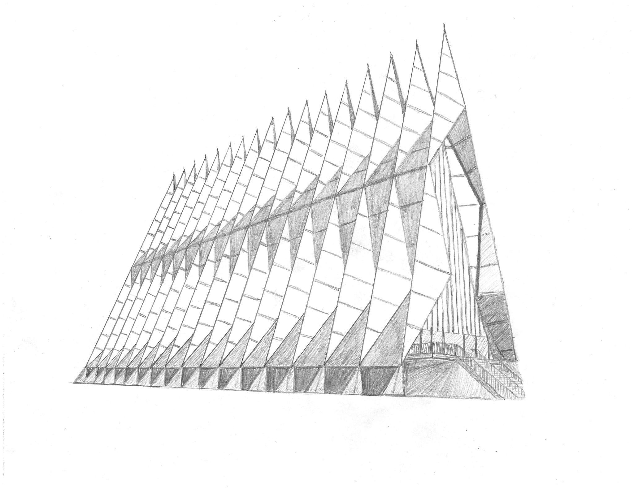 Peterjny Air Force Academy Chapel