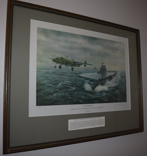 General James H. Doolittle Signed Print Image
