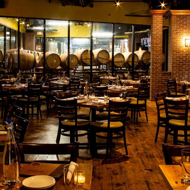 City Winery Washington DC Winery Tour & Tasting for Four Image