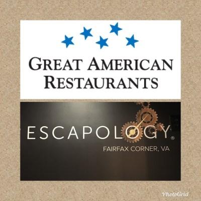 Fairfax Corner Fun! Escape Room & Great American Restaurants Gift Card Image