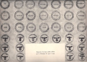False ID stamps from history of Belgian Resistance final copy