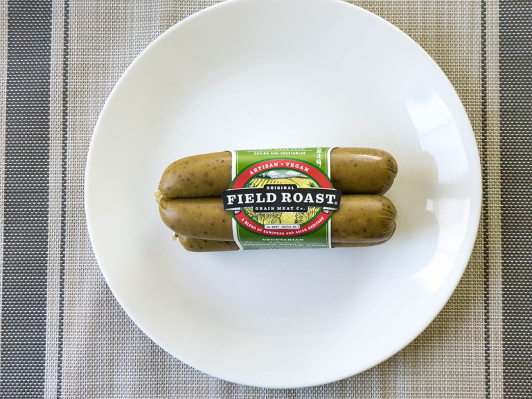 How to make Field Roast sausages in an air fryer