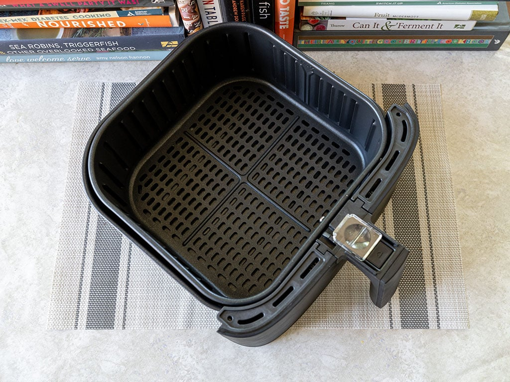 COSORI double basket for frying