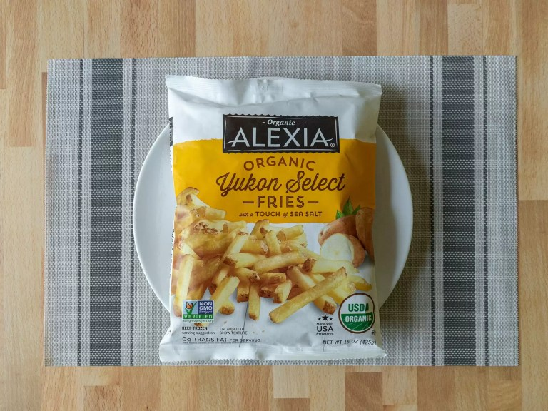How to cook Alexia Organic Yukon Select Fries in the air fryer