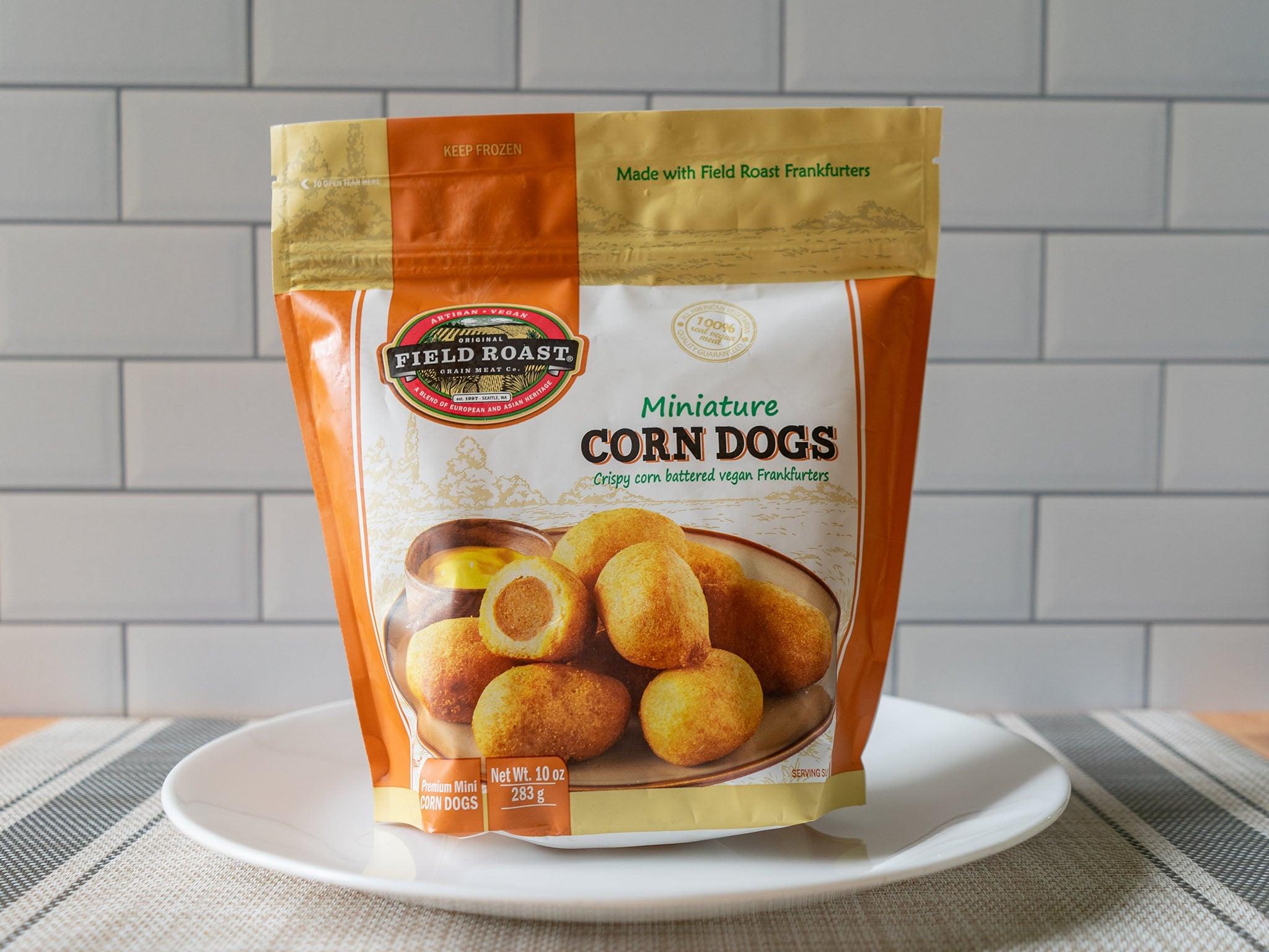 Field Roast Miniature Corn Dogs