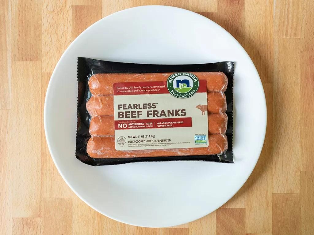 Niman Ranch Fearless Franks