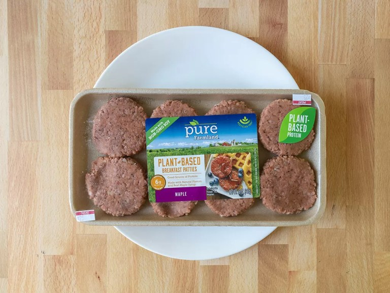 How to cook Pure Farmland Maple Breakfast Sausage in the air fryer