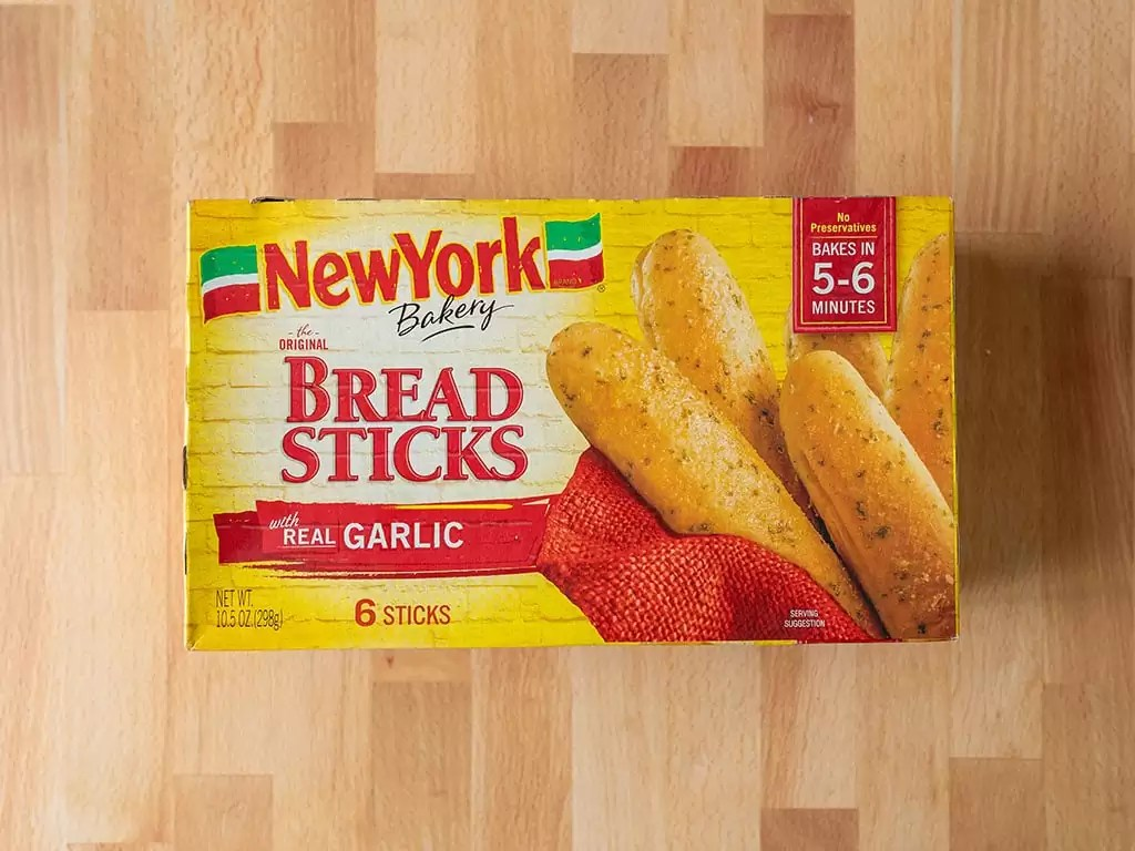New York Bakery Bread Sticks