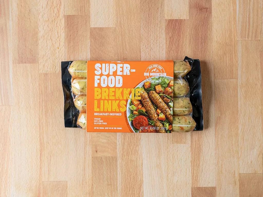 Big Mountain Super-Food Brekkie Links