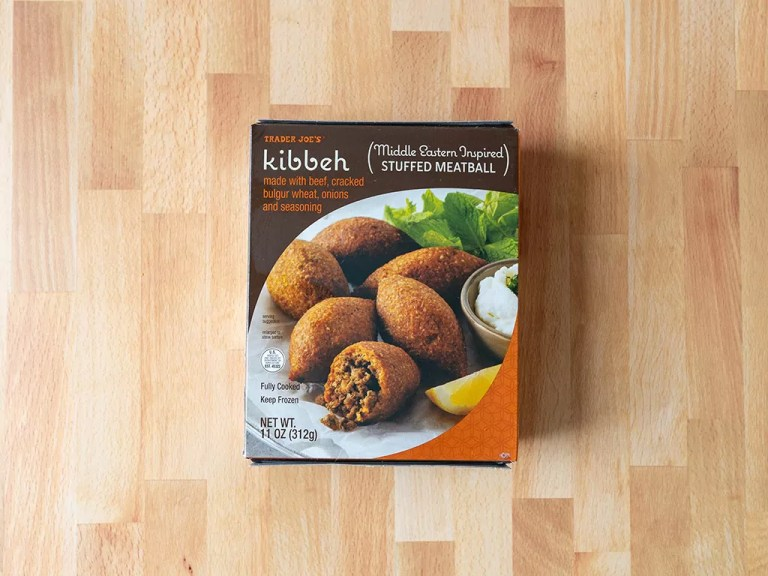 How to cook Trader Joe's Kibbeh in an air fryer
