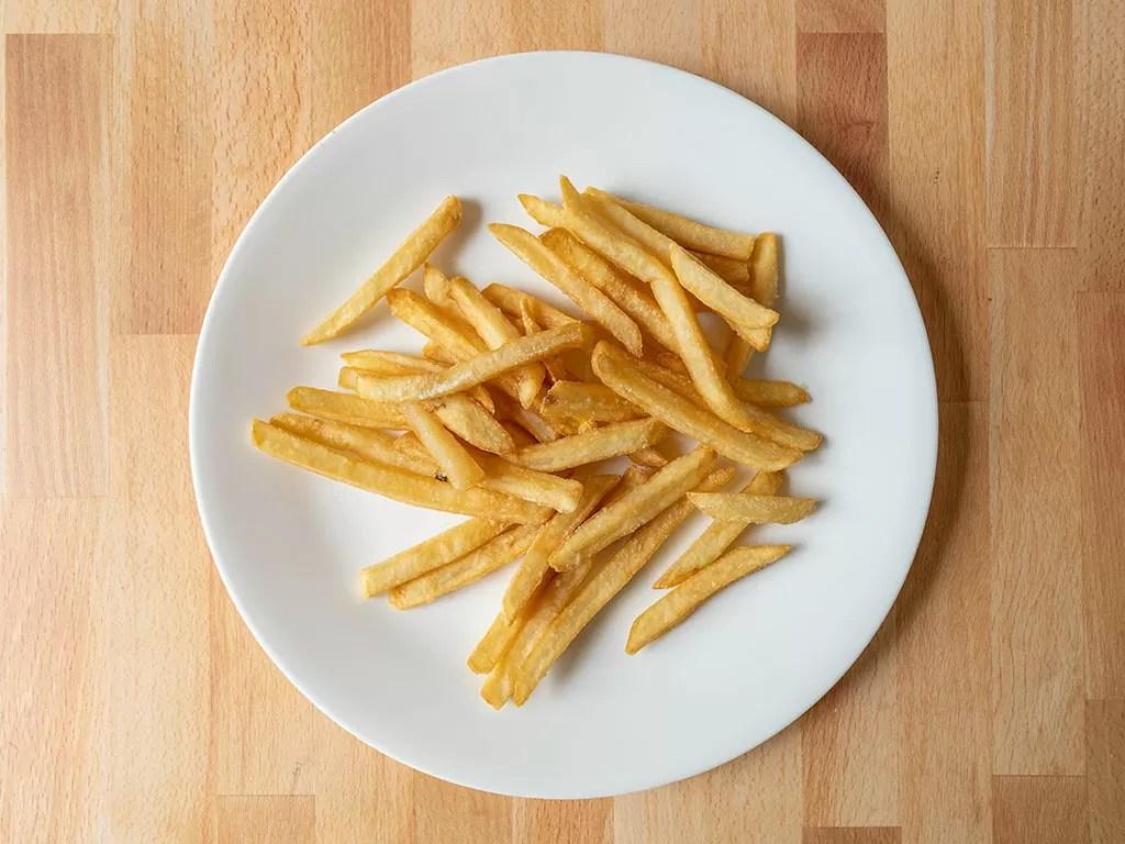 Burger King - fries