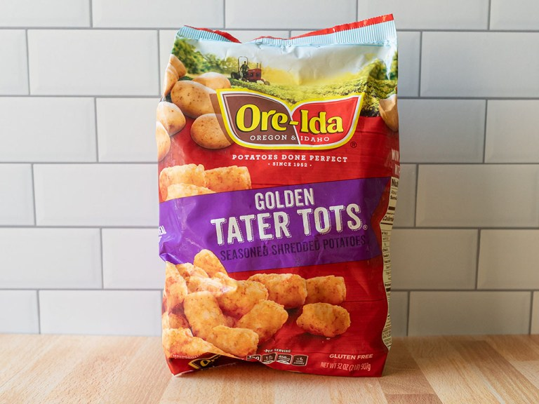 How to cook Ore-Ida Tater Tots in an air fryer