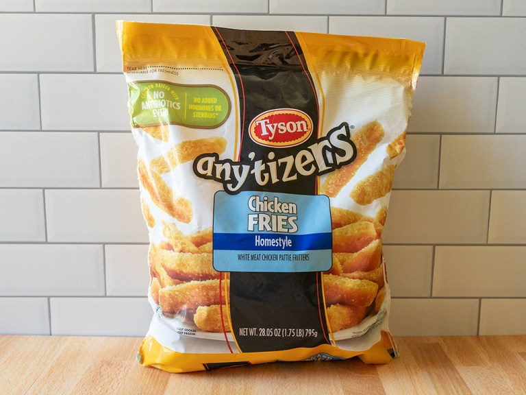 How to cook Tyson Any'Tizers Chicken Fries in an air fryer