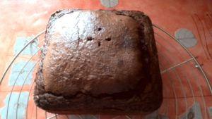 cocos nutella cake