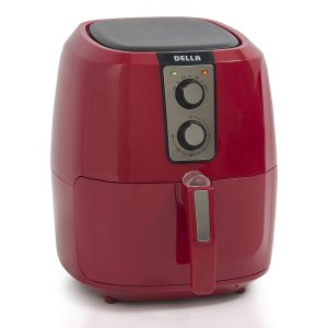 Della 048-GM-48268-RD Electric Air Fryer Review