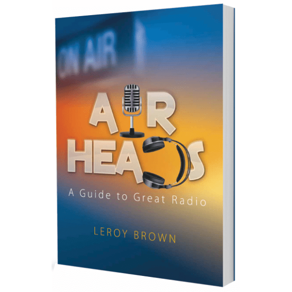 Air Heads Book