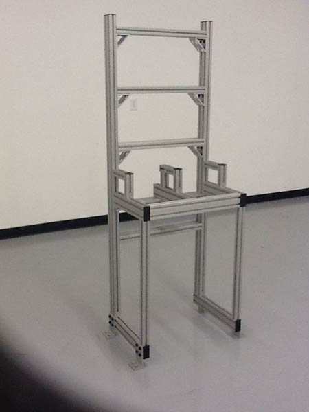 Aluminum Extrusion Profiles Workstations And Stands