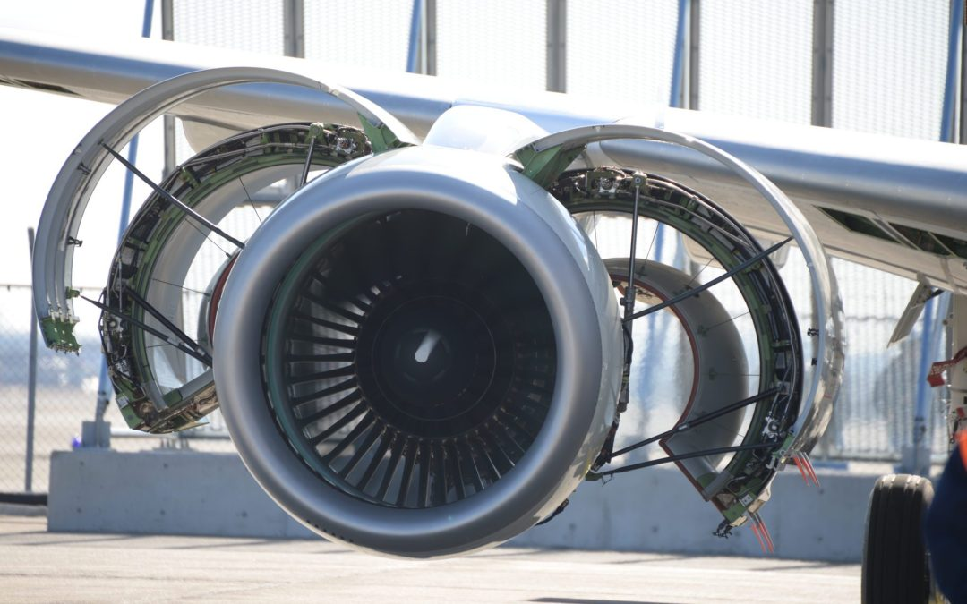 Parked aircraft and Power-By-The-Hour contracts