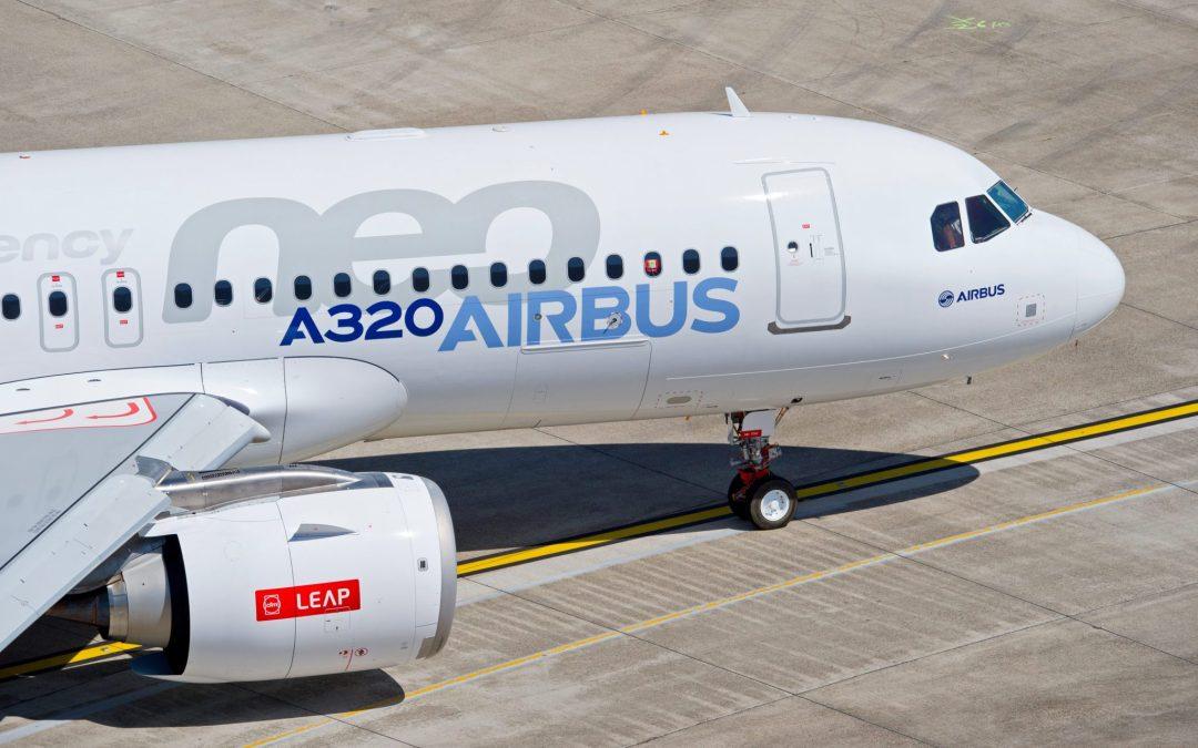 A320neo tidbit