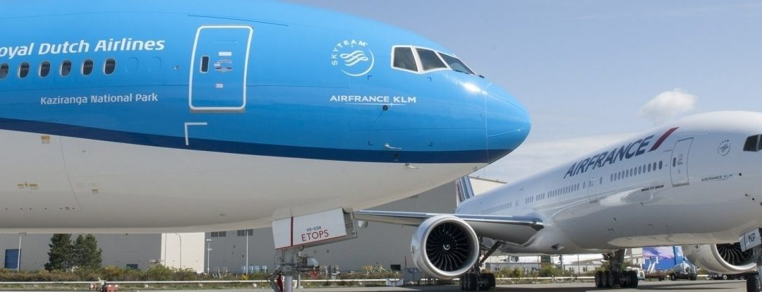 AirFrance-KLM posts HY1-loss, but improves in Q2