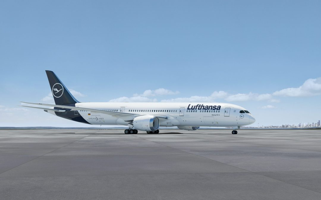 Lufthansa gets a dream deal for 787s