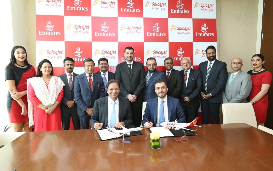 Emirates and SpiceJet codeshare – will it disrupt India? (update)