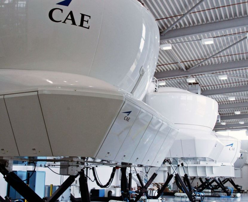 CAE signs exclusive 15-year training center operations agreement with Saudi National Company of Aviation