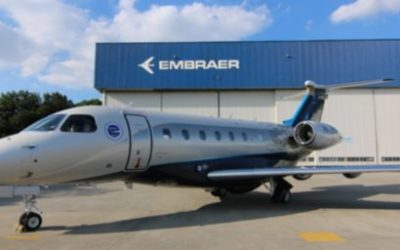 Embraer Preator 600 is Certified by EASA, FAA