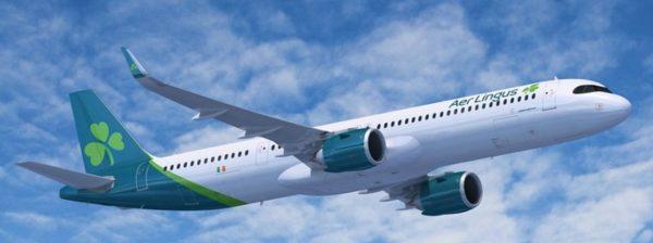 IAG Orders 14 A321XLR Aircraft