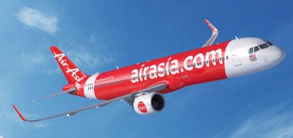 AirAsia Upsizes A320neo Orders to A321neo