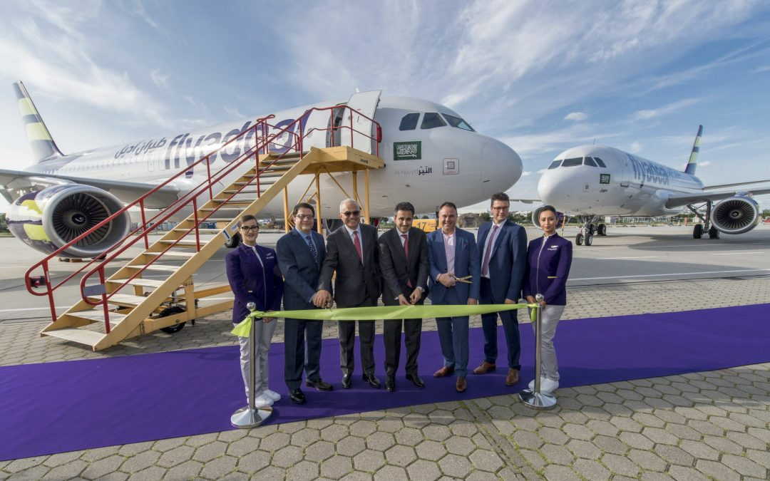 flyadeal makes MAX U-turn with A320neo order