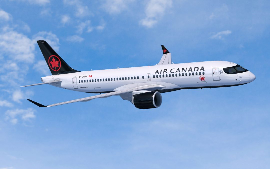 A220 opens up new world to Air Canada