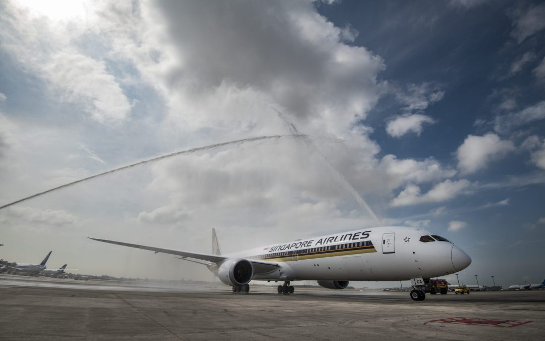 """Singapore Airlines counts on """"measured expansion"""""""