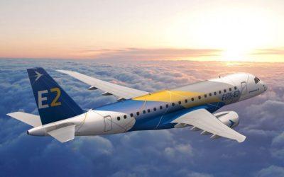 Embraer's E175-E2 and E175 offer regional market flexibility